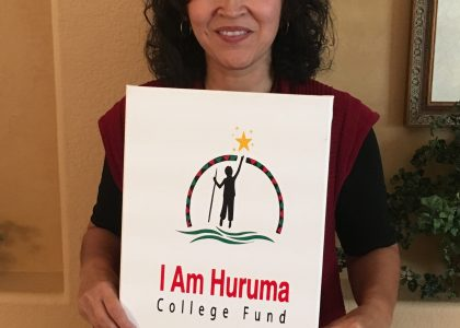 I AM HURUMA COLLEGE FUND